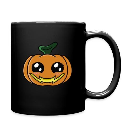 Citrouille d'Halloween Kawaii ! - Mug uni
