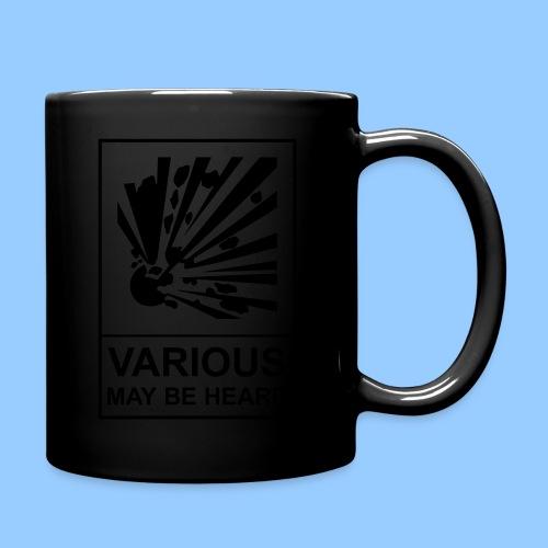 VariousExplosions (1 colour) - Full Colour Mug
