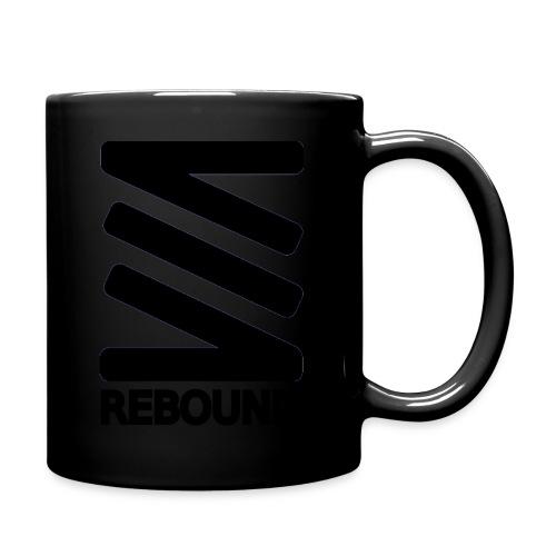 standard black - Full Colour Mug