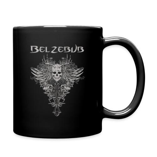 Belzebub skull devil - Tasse einfarbig