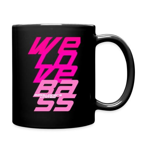 welovebass009 - Tasse einfarbig