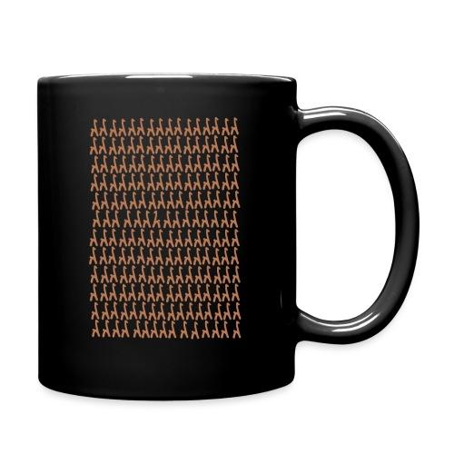 Llama Herd - Full Colour Mug