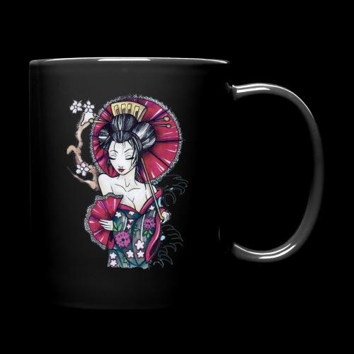 Geisha2 - Tazza monocolore