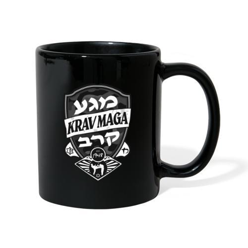 Krav Maga Badge - Full Colour Mug