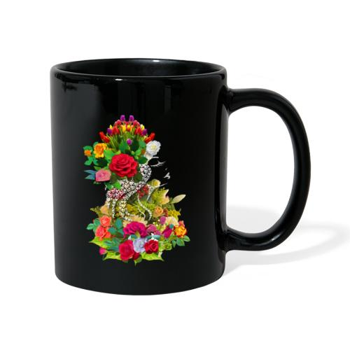 Lady flower - Mug uni