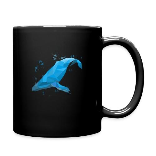 Wal Buckelwal Blauwal Naturschutz - Tasse einfarbig