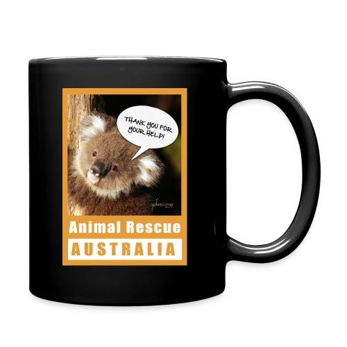 Thank You Koala - Spendenaktion Australien - Tasse einfarbig