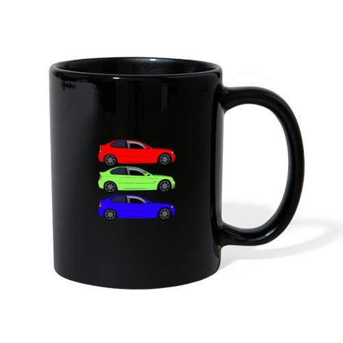 3 Color M Compact E46 - Tasse einfarbig