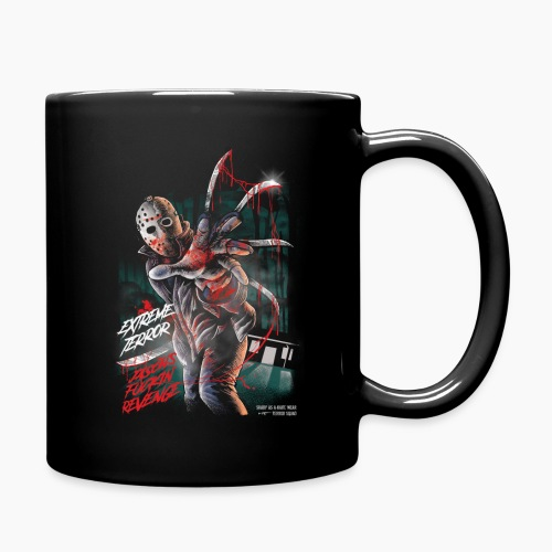 Extreme Terror - Jason's Fuckin' Revenge - Full Colour Mug