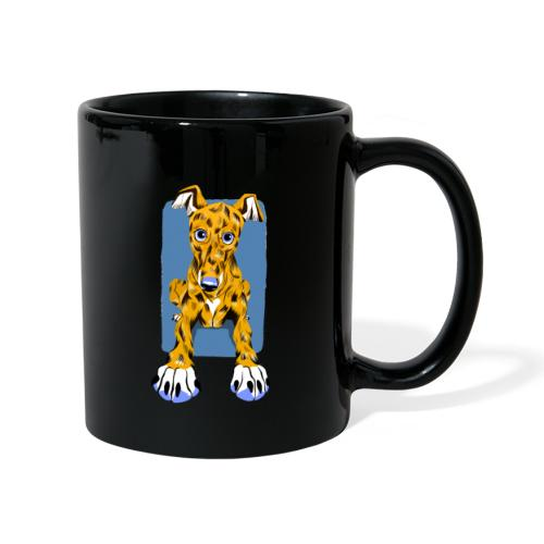 HUG Greyhound Pup - Full Colour Mug