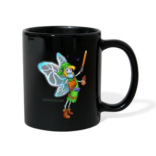 Schmetterlink - Tasse einfarbig