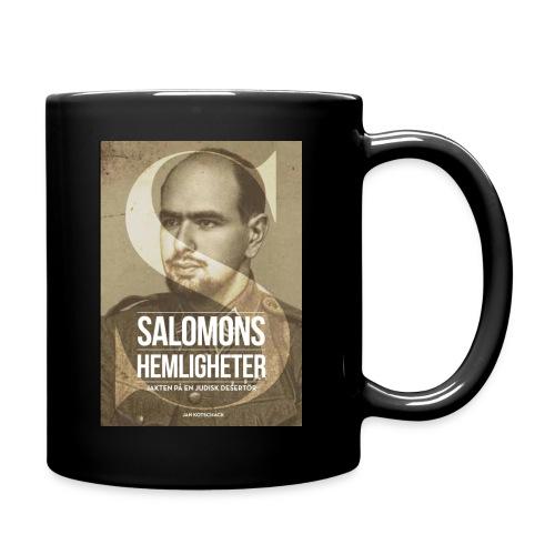Salomons hemligheter - Enfärgad mugg