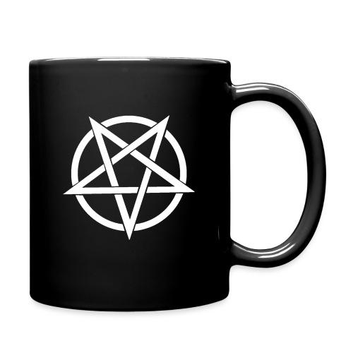 Pentagram - Tasse einfarbig