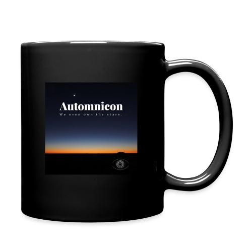 Automnicon. We even own the stars. - Full Colour Mug