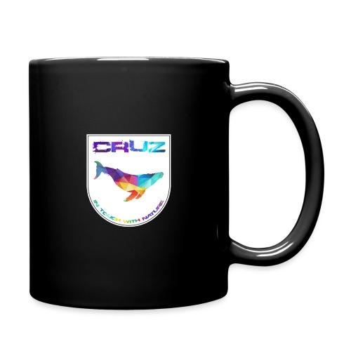 Logo 4 white gif - Tasse einfarbig