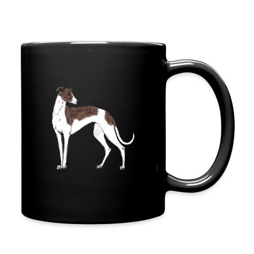 Greyhound - Tasse einfarbig