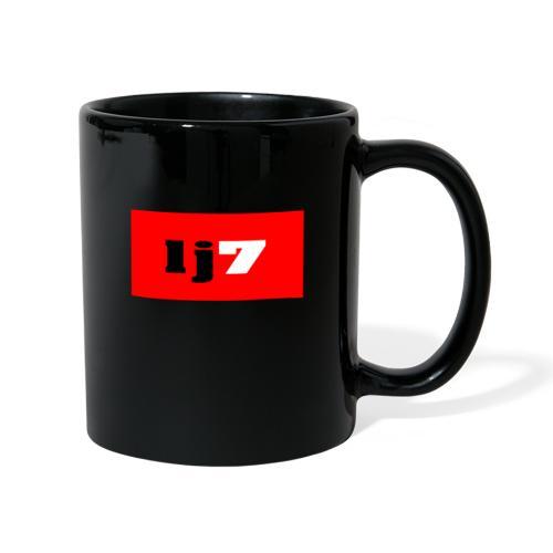 lj7 - Enfärgad mugg