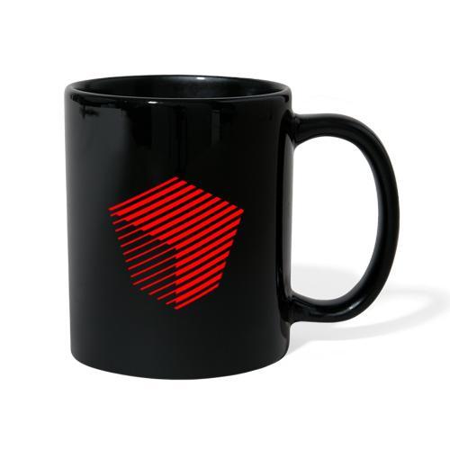 KUBUS Signature_rot - Tasse einfarbig