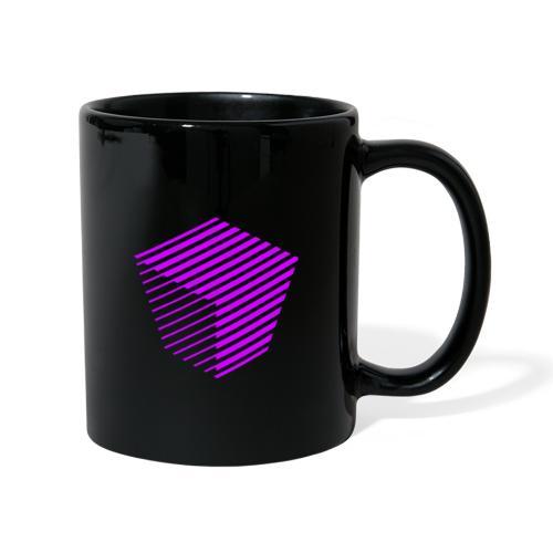 KUBUS Signature_purple - Tasse einfarbig