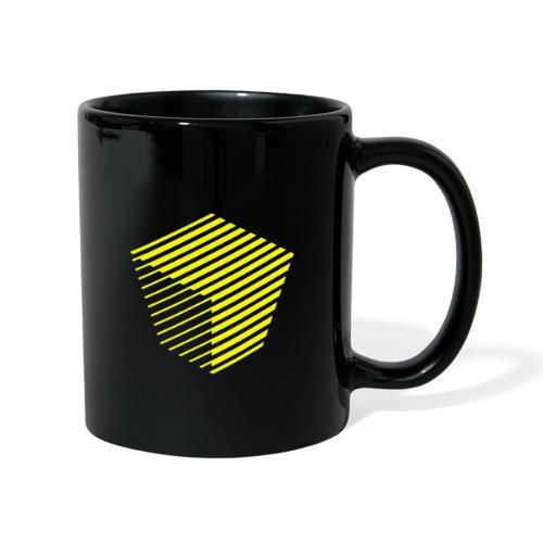 KUBUS Signature_gelb - Tasse einfarbig