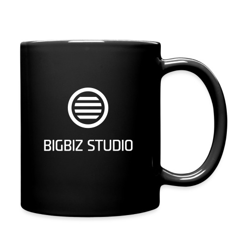 bigbiz-logo-square - Full Colour Mug