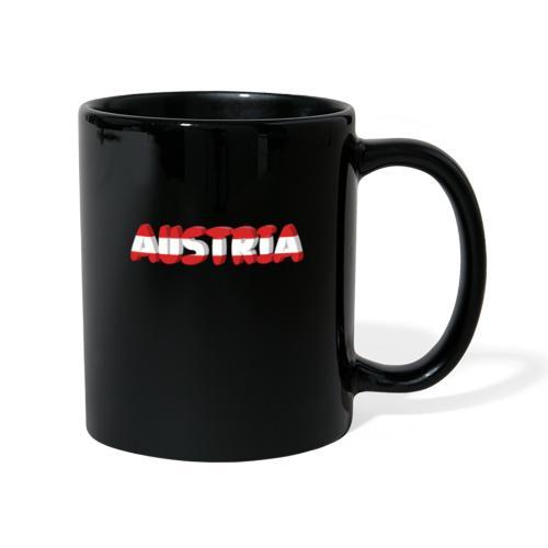 Austria Textilien und Accessoires - Tasse einfarbig