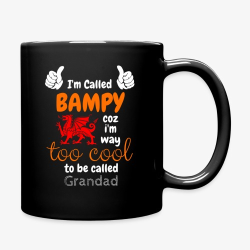 I'm Called BAMPY - Cool Range - Full Colour Mug