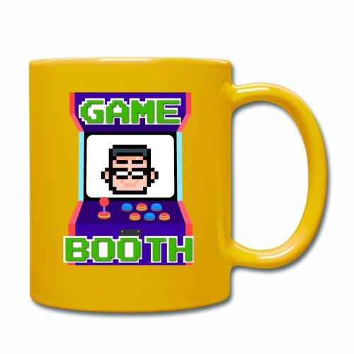 GameBooth Icon Logo - Full Colour Mug