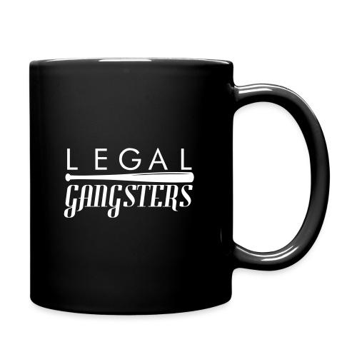 LEGAL GANGSTERS -Crew Design - Yksivärinen muki