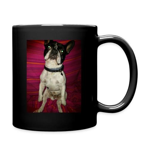 Bulldog francés Sit - Taza de un color