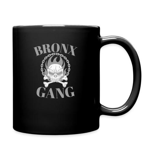 bronx gang flamme tête de mort - Mug uni