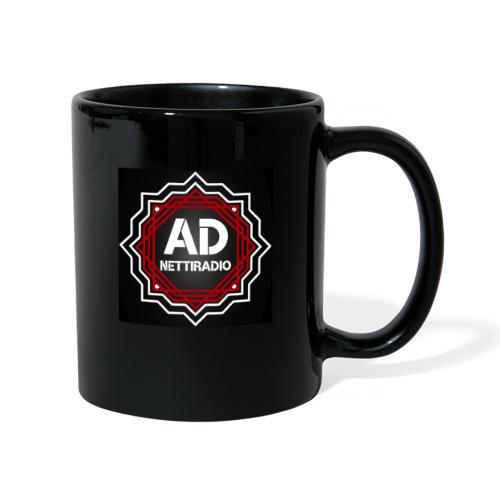 AD-Nettiradio - Yksivärinen muki