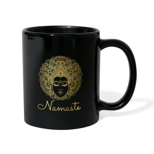 Namaste Yoga Goddess - Full Colour Mug