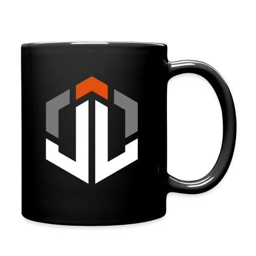Logo_Dark - Tasse einfarbig
