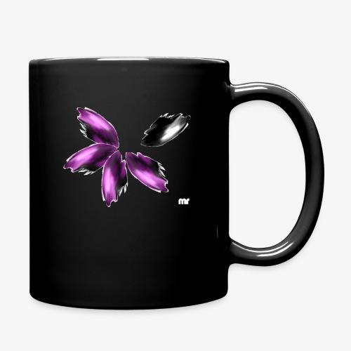 Sembran petali ma è l'aurora boreale - Tazza monocolore