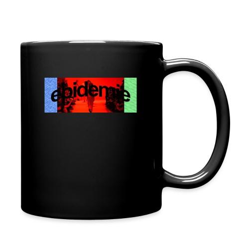 epidemie box logo - Mug uni