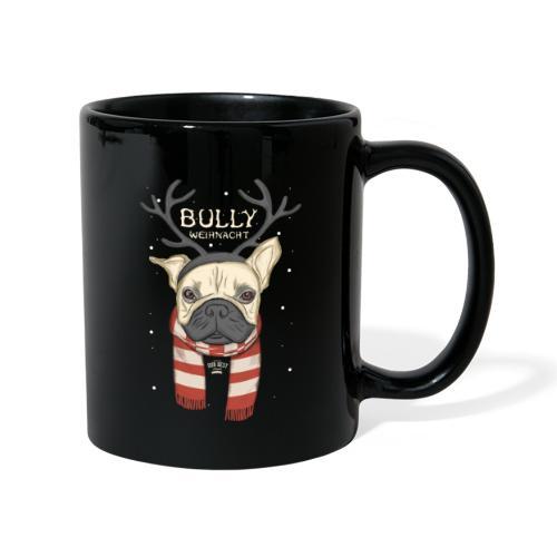 Bully Weihnacht - Tasse einfarbig