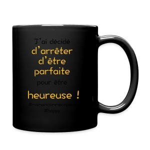 t-shirt_happy_orange - Tasse en couleur