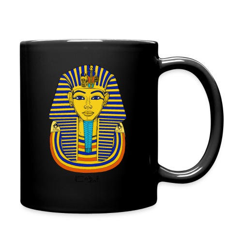 Pharao Tutanchamun - Tasse einfarbig