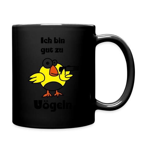 Gut zu Vögeln - Tasse einfarbig