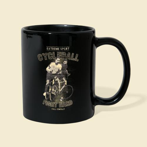 Radball | Fight Hard - Tasse einfarbig