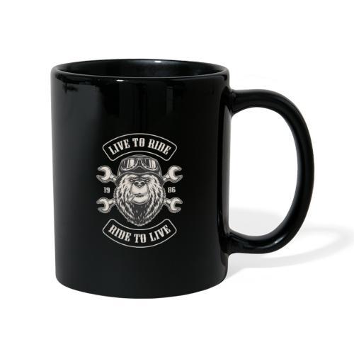 LTR Bear Dark - Mug uni