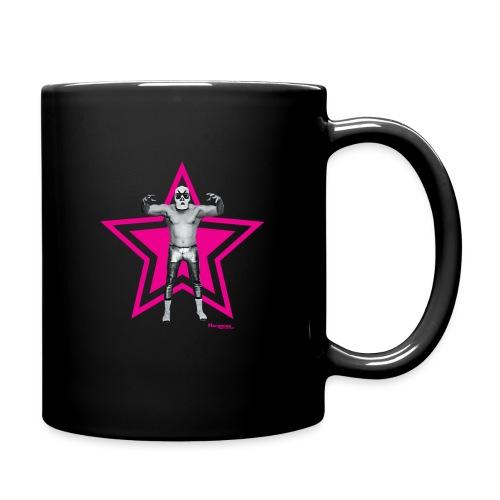 Hazy Logo - Tasse einfarbig