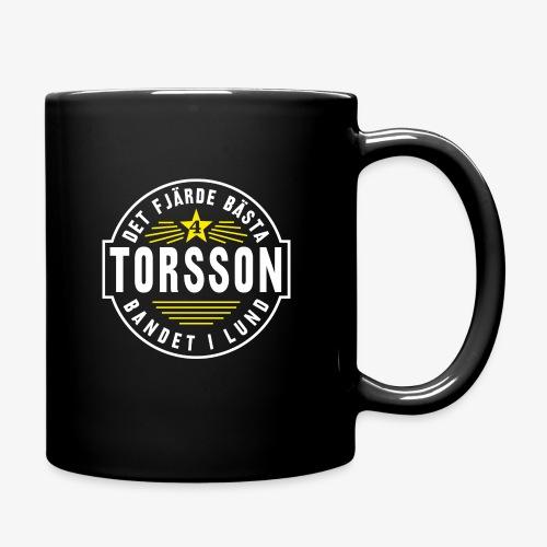 TORSSON – DET FJÄRDE BÄSTA BANDET I LUND - Enfärgad mugg