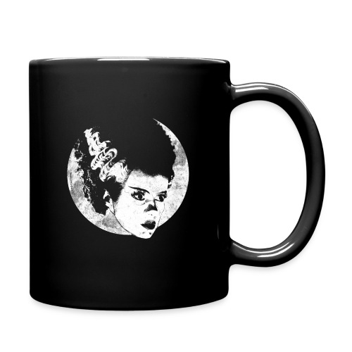 Bride Of Frankenstein White - Full Colour Mug
