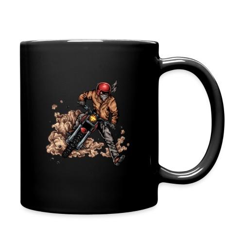 Motor bike racer - Full Colour Mug
