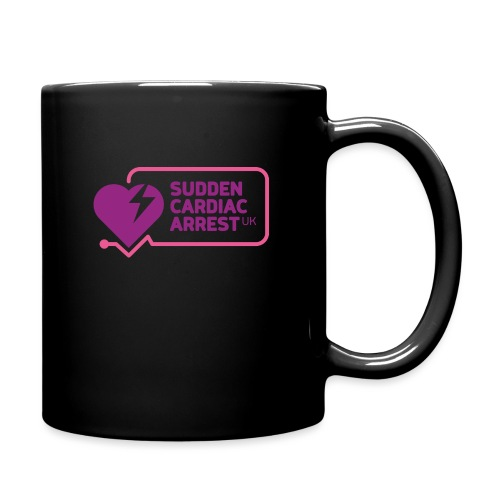 SCA UK Purple Logo - Full Colour Mug