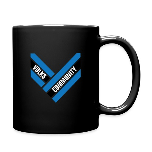 Volkscommunity - Tasse einfarbig