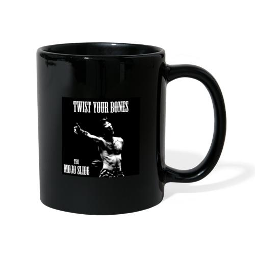 Twist Your Bones - Design 1 - Full Colour Mug