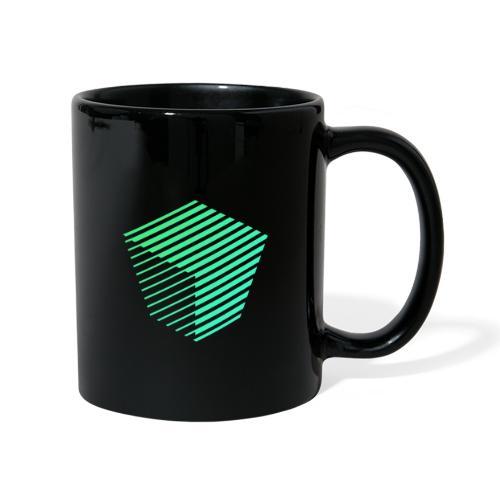 KUBUS Signature_greenfade - Tasse einfarbig